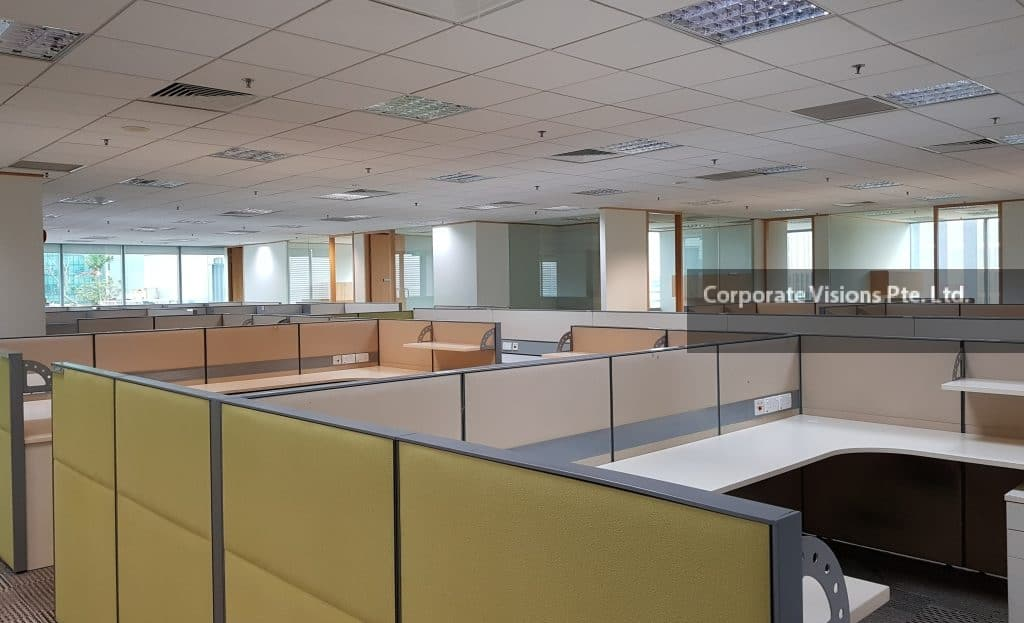 Jurong East Office For Rent Fully Fitted Corporate Visions