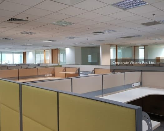 Fully fitted office at Jurong East