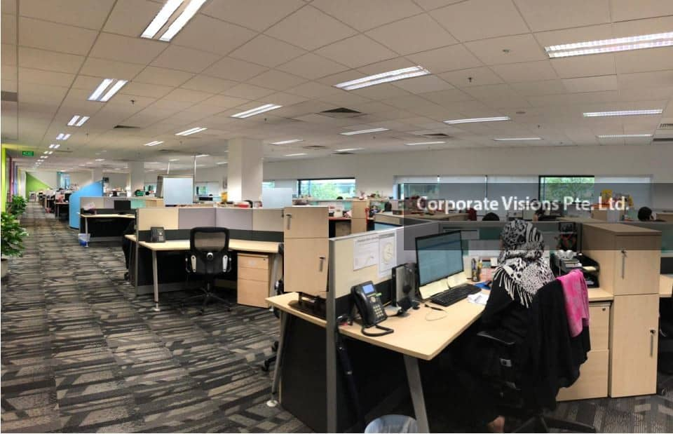 fitted office tampines