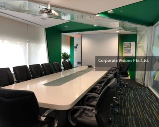 fitted office @ Tampines