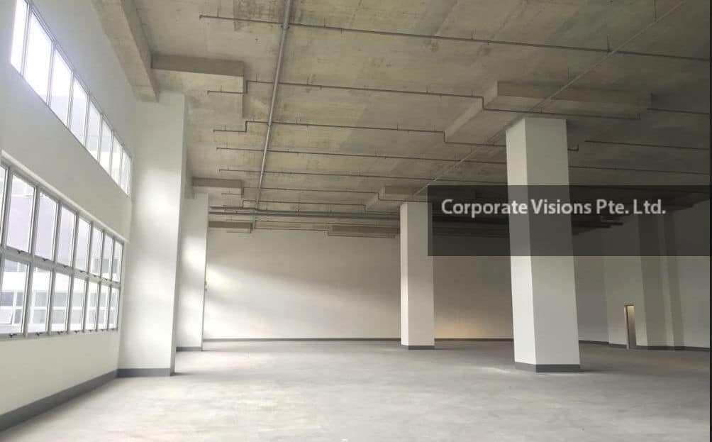 Tuas Storage space for rent