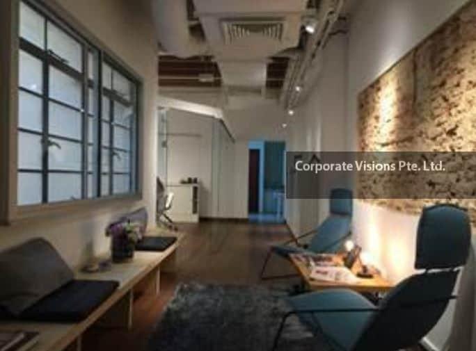 Shop house office rent