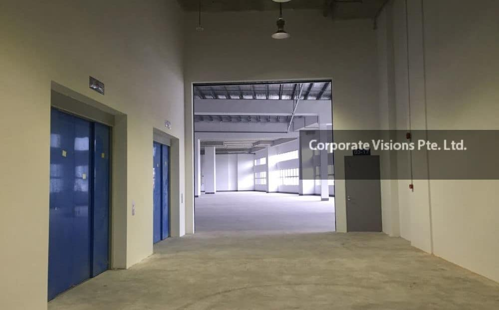 Tuas Storage warehouse space for rent