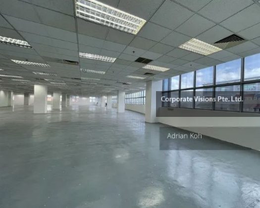 Paya lebar office, Paya Lebar Central Air-con Work Space with Epoxy Floor, Ample parking. Just 1 minute's walk to MRT