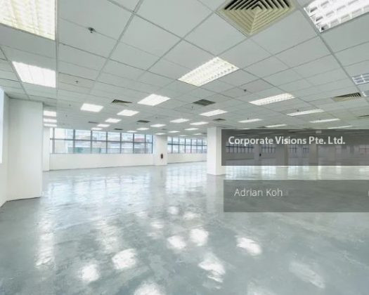 office rent, PREMIUM BUSINESS PARK OFFICE SPACE Semi-fitted Options 8 mins' walk to MRT Ample Parking