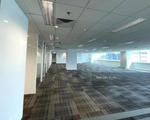 Changi Business Park, NEWLY RETROFITTED & FURNISHED BP OFFICE SPACE DIRECT LINK TO MRT, at down to earth rent