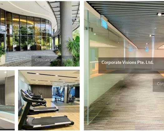 office rent Changi business park, WELL FURNISHED BP OFFICE Well Secured 24/7