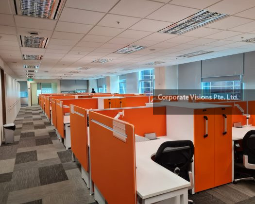 Novena Office, Fully Fitted office Novena Thomson Move-In Condition Fringe of CBD